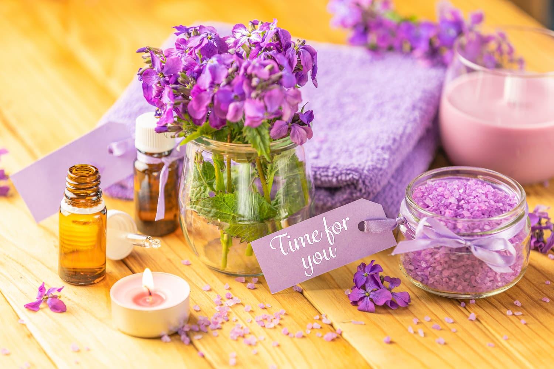 huiles essentielles pour la peau